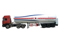 52.6m³ LNG Semi-trailer