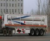 Φ711-6管改进液压长管拖车