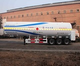 52.6m?LNG卸液淨液化天然氣運輸半挂車