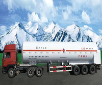 56.1m³ LNG Semi-trailer